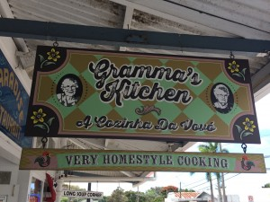 Gramma's Kitchen in Honokaa.